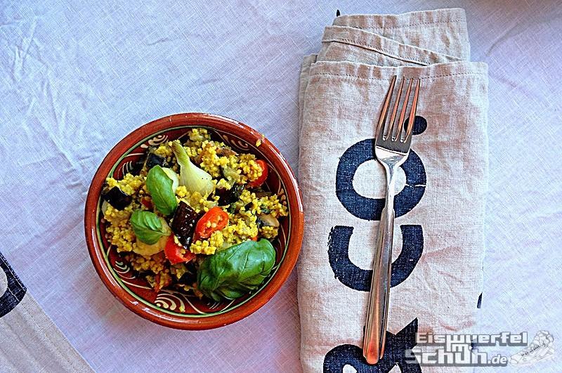 Eiswuerfelimschuh-Reishunger-Millet-Hirse