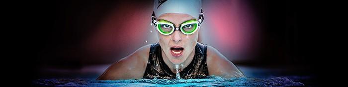 Eiswuerfelimschuh Triathlon Schwimmen Anfaenger 2XU ZOGGS GARMIN FORERUNNER TOMTOM BANNER