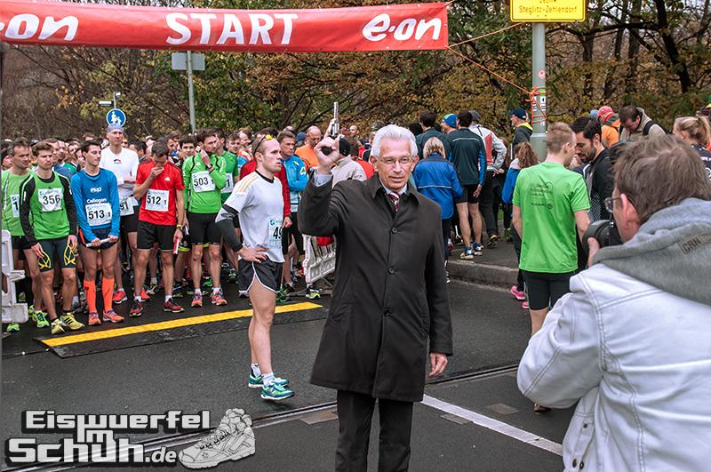 Eiswuerfelimschuh Teltowkanal Halbmarathon Lauf Wettkampf (4)