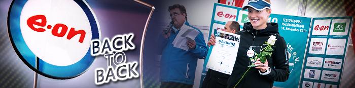 Eiswuerfelimschuh Teltowkanal Halbmarathon Lauf Wettkampf Banner (1)