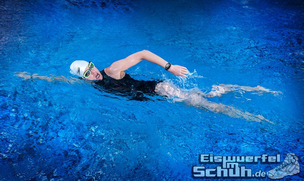 Eiswuerfelimschuh TomTom Multi-Sport GPS-Uhr Laufen Schwimmen Radfahren Puls Herzfrequenz Gurt Heartrate Watch (2)