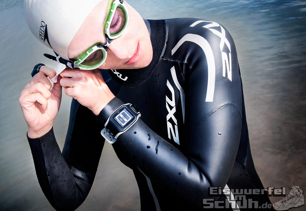 Eiswuerfelimschuh TomTom Multi-Sport GPS-Uhr Laufen Schwimmen Radfahren Puls Herzfrequenz Gurt Heartrate Watch (4)