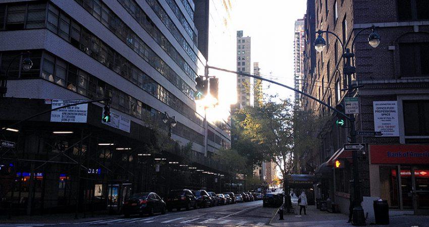 Laufgeschichten: Guten Morgen NEW YORK!
