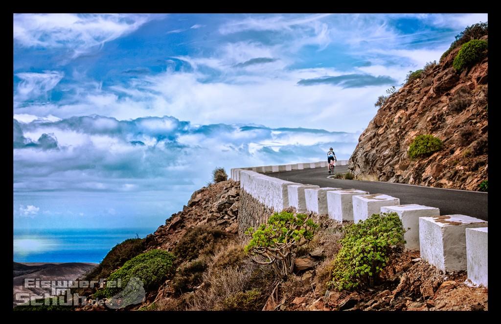 Eiswuerfelimschuh Fuerteventura mit dem Rad II Garmin Rennrad (05)