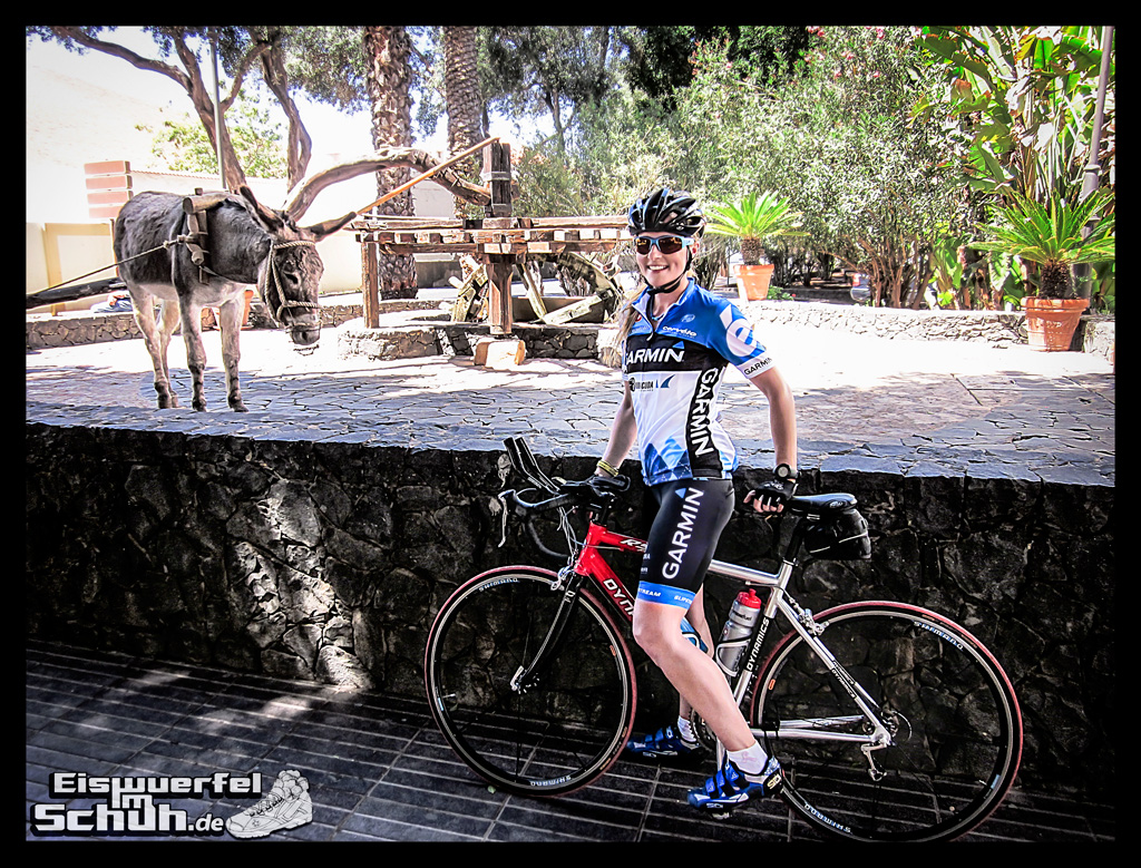 Eiswuerfelimschuh Fuerteventura mit dem Rad II Garmin Rennrad (15)