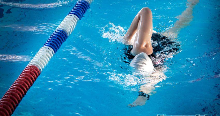Schwimmgeschichten: 50m Bahnen können lang sein