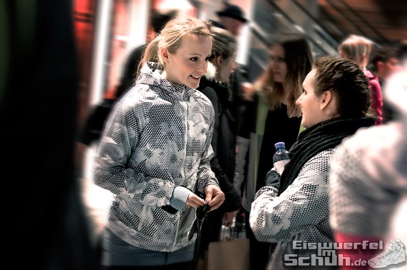 Eiswuerfelimschuh NIKE FLYKNIT Release Opening Berlin (28)