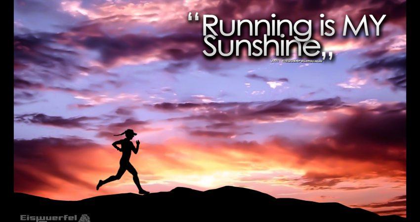 Laufen ist mein Sonnenschein – Mehr Motivation für den Frühling