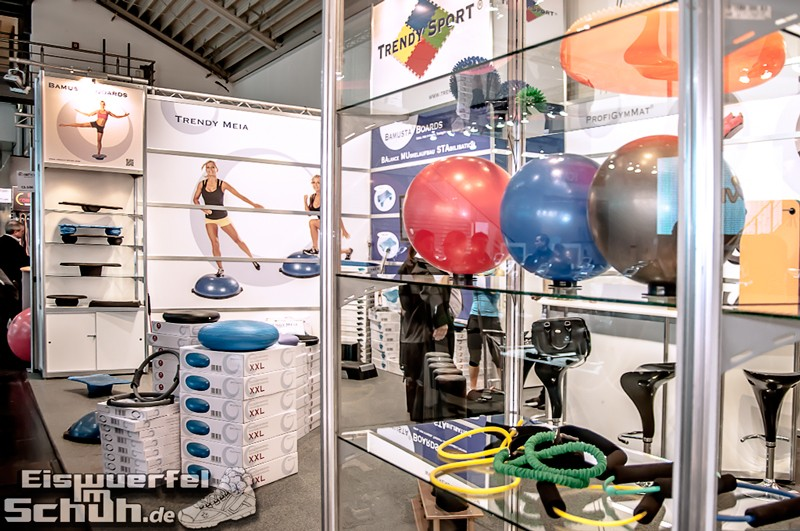 EISWUERFELIMSCHUH Sportmesse Laufschuh-Symposium ISPO 2014 (05)