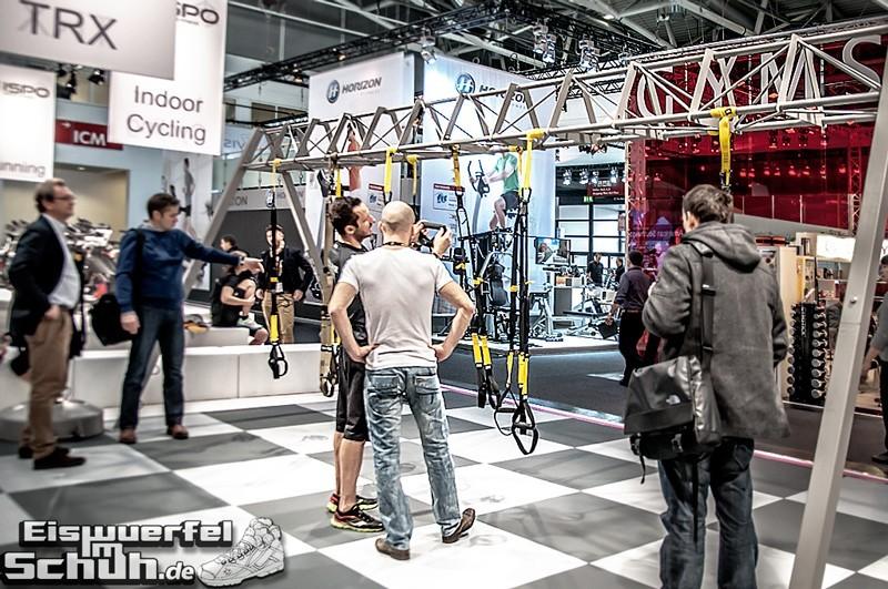 EISWUERFELIMSCHUH Sportmesse Laufschuh-Symposium ISPO 2014 (06)