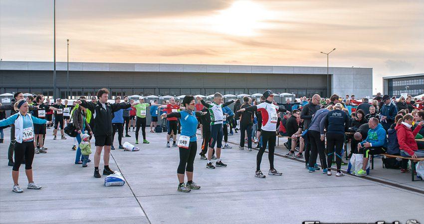 Halbmarathon – Bilanz des 5. AirportRuns