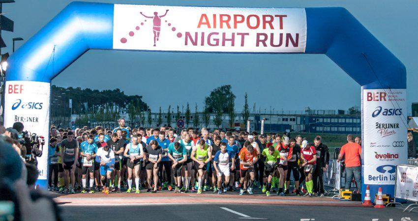 'Wochenende ist Halbmarathon-Zeit' oder 'ab über die Großbaustelle Flughafen Schönefeld'