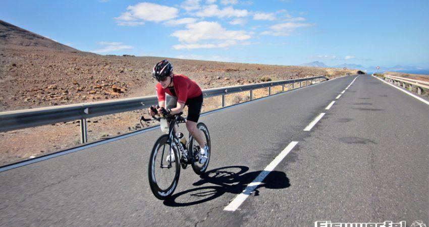 Radgeschichten: 'WÜTERIG' die Fuerte Challenge Streckenbesichtigung überstanden