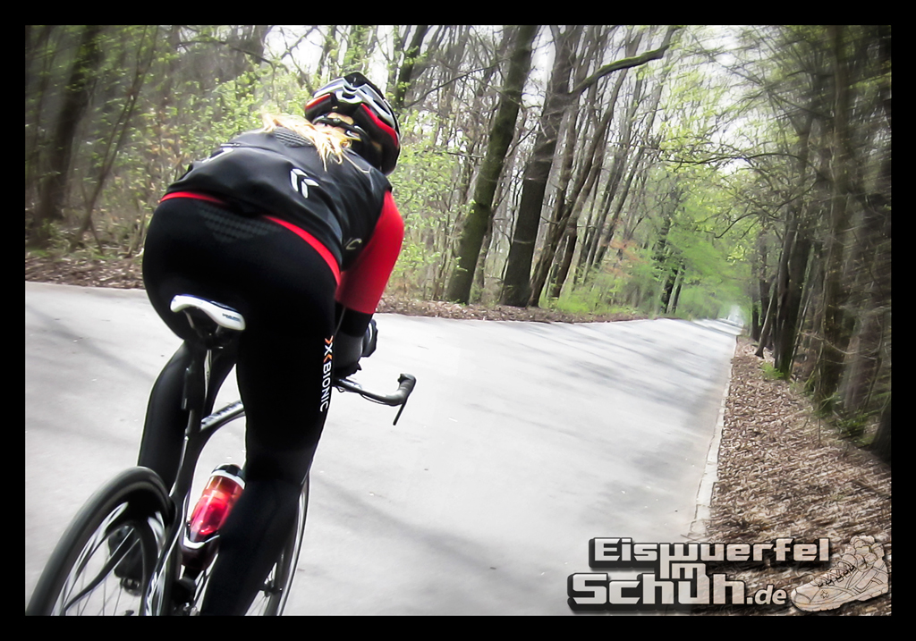 EISWUERFELIMSCHUH – FUJI ZIPP Triathlon Training APRIL 2014 (4)