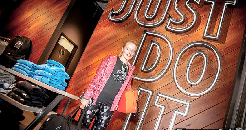 Nike Store Opening mit Marathonläuferin Irina Mikitenko, der neuen Free Kollektion und Lauffreunden