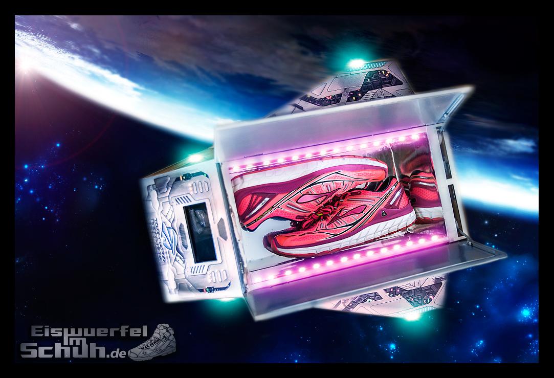 EISWUERFELIMSCHUH – TRANSCEND BROOKS TEST Laufschuh Raumschiff (18)