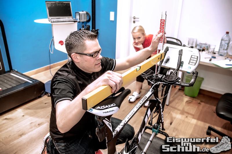 EISWUERFELIMSCHUH – Sitzpositionsoptimierung Radpositionsanalyse Triathlon Berlin (30)