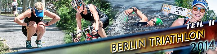 EISWUERFELIMSCHUH - BERLIN Triathlon 2014 TEIL I I Banner Header