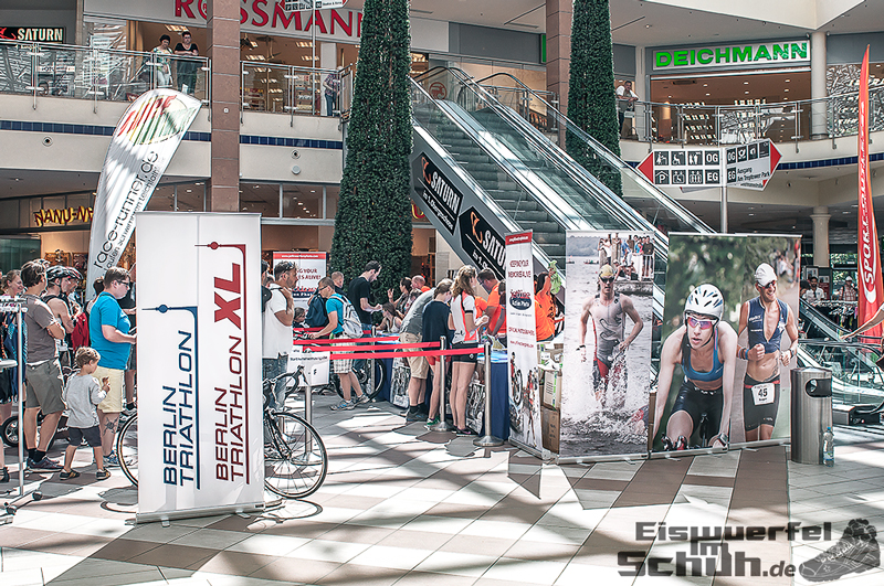 EISWUERFELIMSCHUH – BERLIN Triathlon 2014 Treptow Hauptstadttriathlon (01)