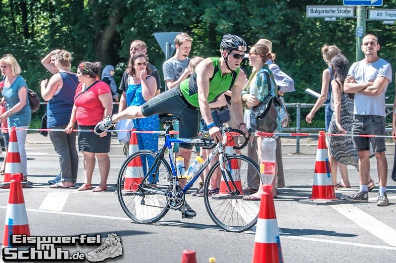 EISWUERFELIMSCHUH – BERLIN Triathlon 2014 Treptow Hauptstadttriathlon (160)