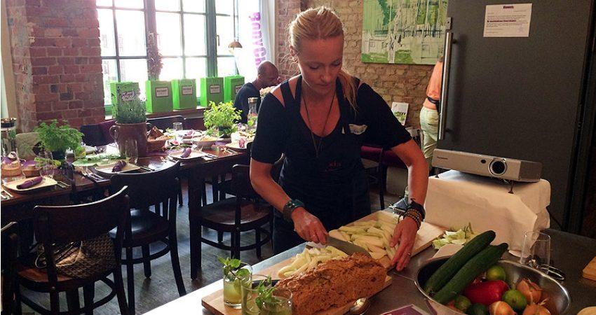 Fitness-Sommerbrunch: Gesund und lecker kochen mit Detlef D! Soost