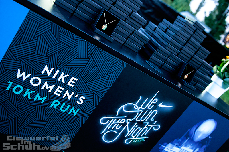 EISWUERFELIMSCHUH – NIKE We Own The Night Women Run Lauf Event Berlin 2014 (106)