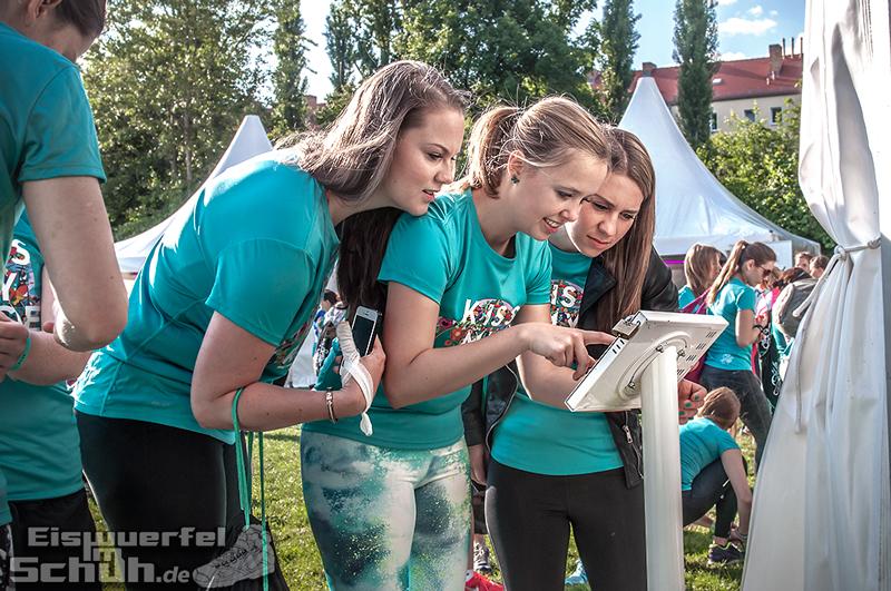 EISWUERFELIMSCHUH – NIKE We Own The Night Women Run Lauf Event Berlin 2014 (33)