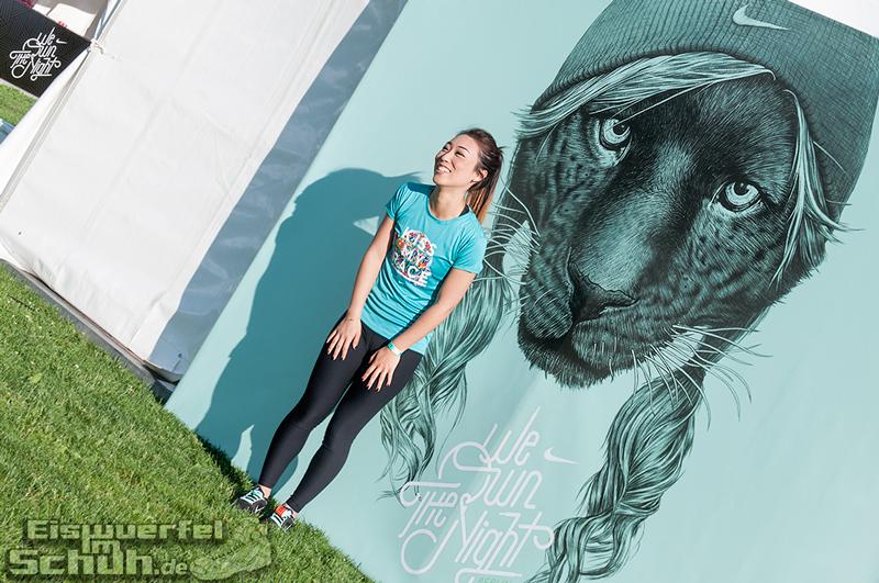 EISWUERFELIMSCHUH – NIKE We Own The Night Women Run Lauf Event Berlin 2014 (45)