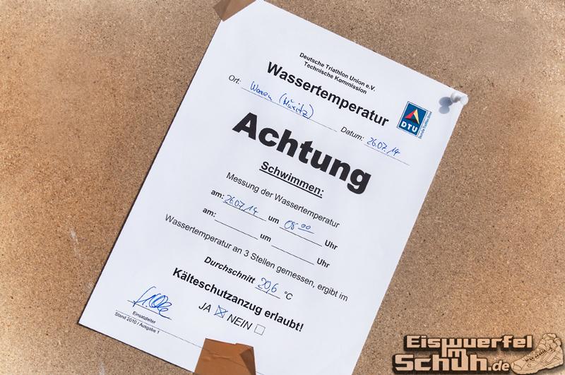 EISWUERFELIMSCHUH – MÜRITZ Triathlon 2014 Waren (15)