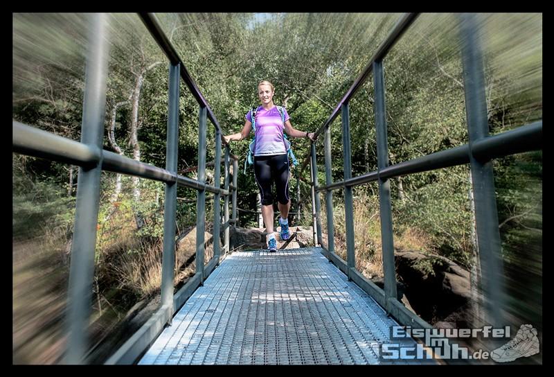 EISWUERFELIMSCHUH – Trail Lauf Saechsische Schweiz Lilienstein Mizuno (10)