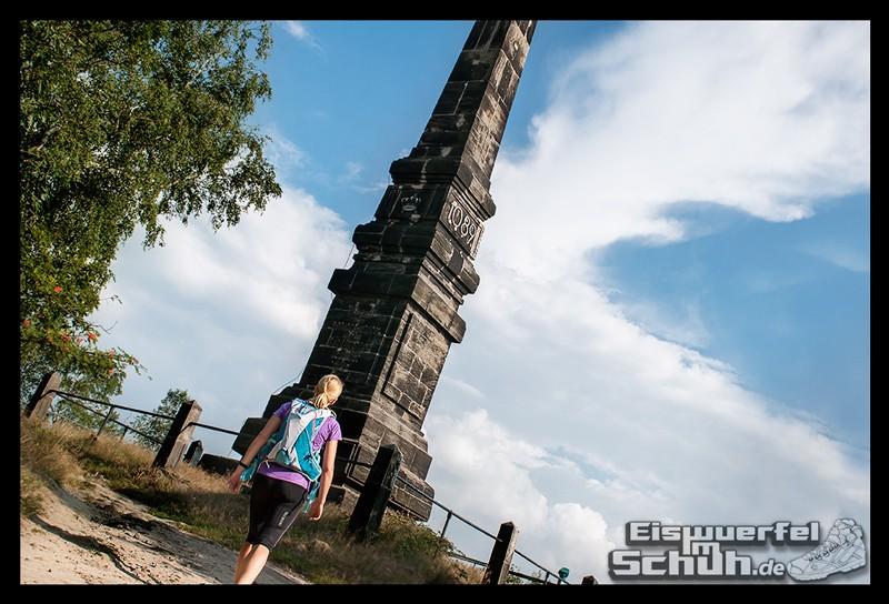 EISWUERFELIMSCHUH – Trail Lauf Saechsische Schweiz Lilienstein Mizuno (22)