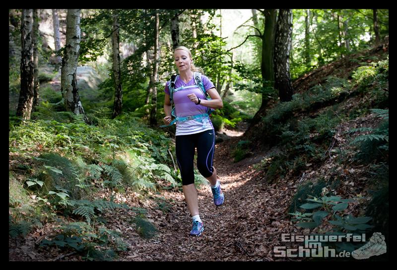 EISWUERFELIMSCHUH – Trail Lauf Saechsische Schweiz Lilienstein Mizuno (26)