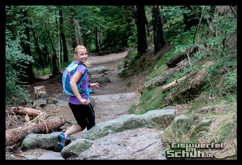 EISWUERFELIMSCHUH – Trail Lauf Saechsische Schweiz Lilienstein Mizuno (29)