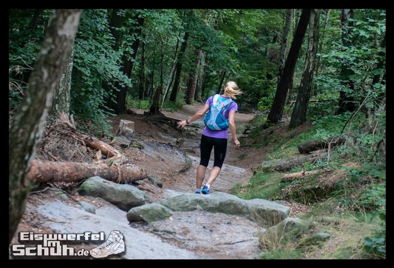 EISWUERFELIMSCHUH – Trail Lauf Saechsische Schweiz Lilienstein Mizuno (30)