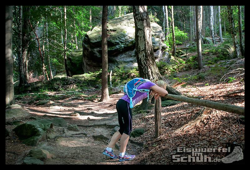 EISWUERFELIMSCHUH – Trail Lauf Saechsische Schweiz Lilienstein Mizuno (5)