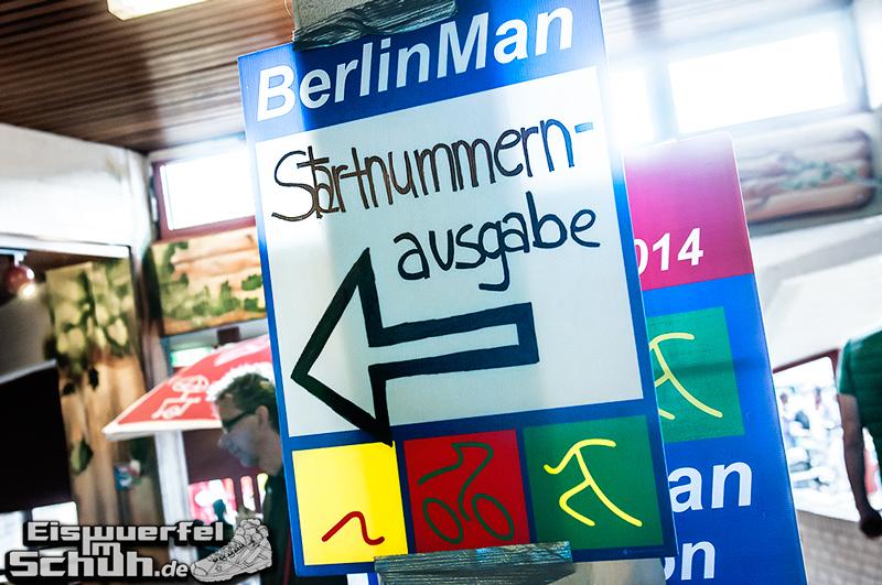 EISWUERFELIMSCHUH – BERLIN MAN Triathlon 2014 (2)
