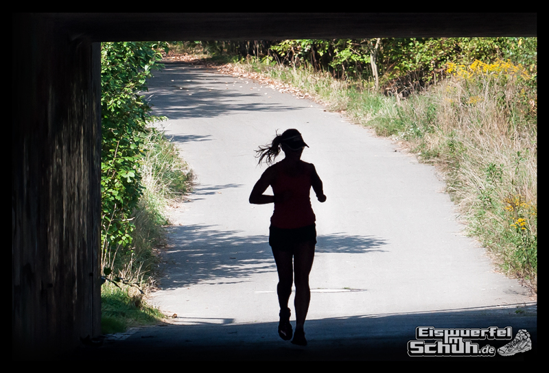 EISWUERFELIMSCHUH – Laufen im Spätsommer Kiez (2)