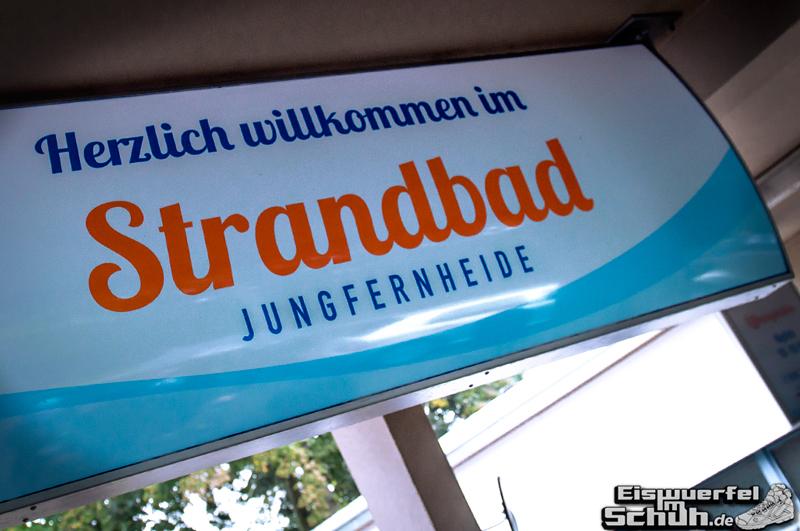 EISWUERFELIMSCHUH – Staffel Triathlon Startschuss Berlin 2014 (1)