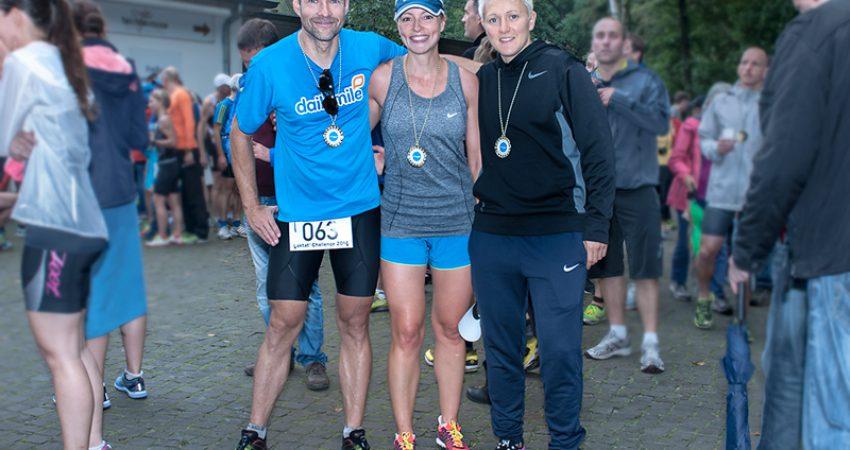 Staffeltriathlon 2014 – Trotz Sintfluten Teamspirit & Motivation pur