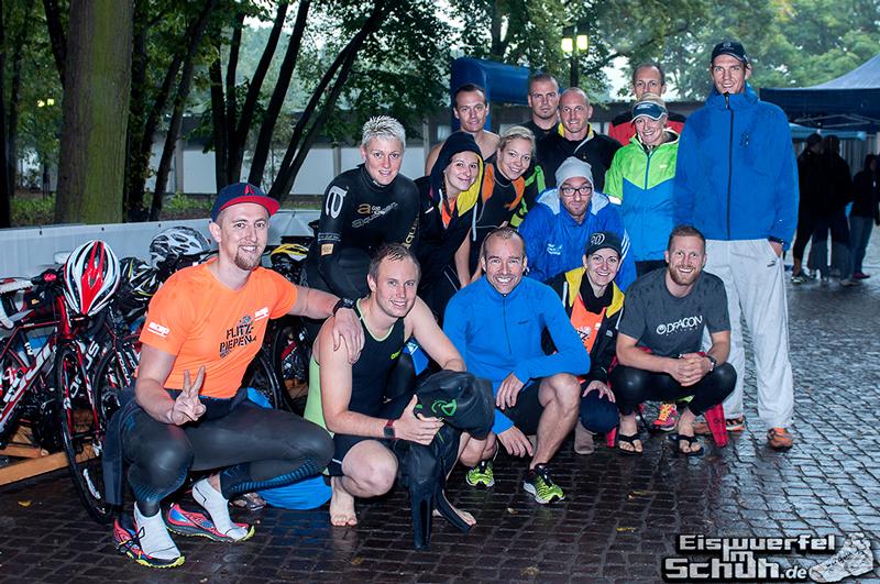 EISWUERFELIMSCHUH – Staffel Triathlon Startschuss Berlin 2014 (20)