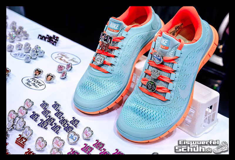 EISWUERFELIMSCHUH – CHICAGO MARATHON 2014 PART I – Marathon Messe McCormick Place (101)