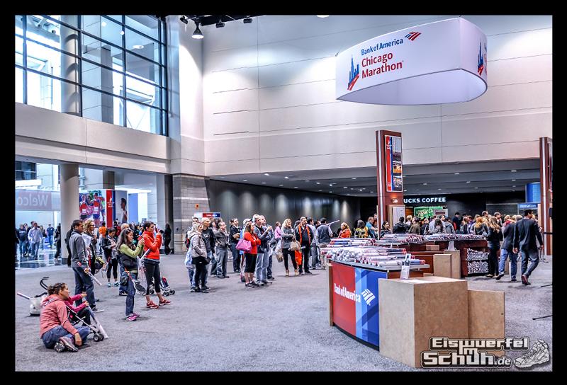 EISWUERFELIMSCHUH – CHICAGO MARATHON 2014 PART I – Marathon Messe McCormick Place (39)