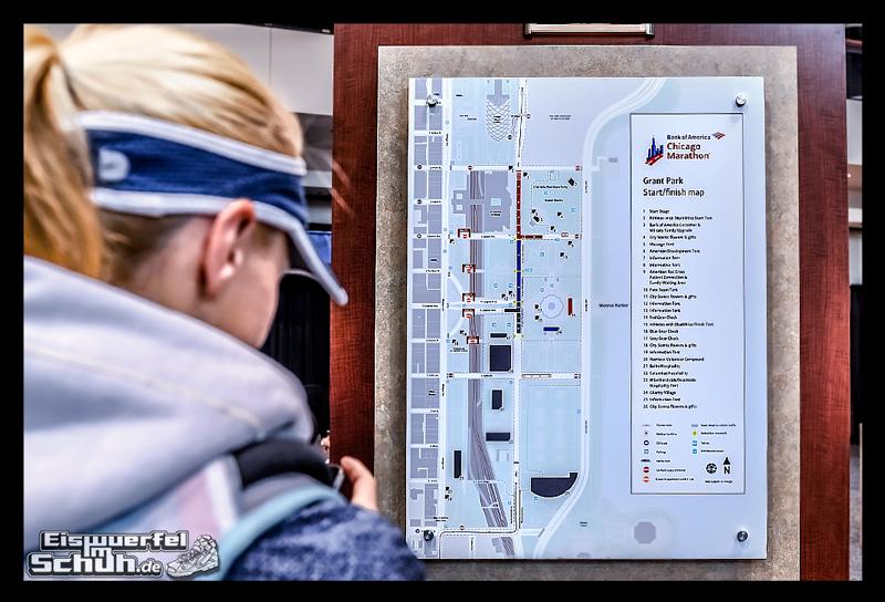 EISWUERFELIMSCHUH – CHICAGO MARATHON 2014 PART I – Marathon Messe McCormick Place (43)