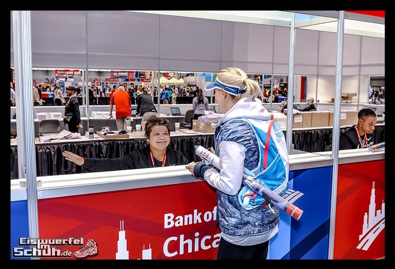 EISWUERFELIMSCHUH – CHICAGO MARATHON 2014 PART I – Marathon Messe McCormick Place (50)