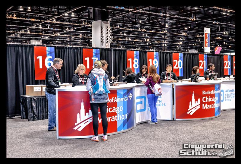 EISWUERFELIMSCHUH – CHICAGO MARATHON 2014 PART I – Marathon Messe McCormick Place (57)
