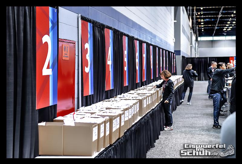 EISWUERFELIMSCHUH – CHICAGO MARATHON 2014 PART I – Marathon Messe McCormick Place (58)