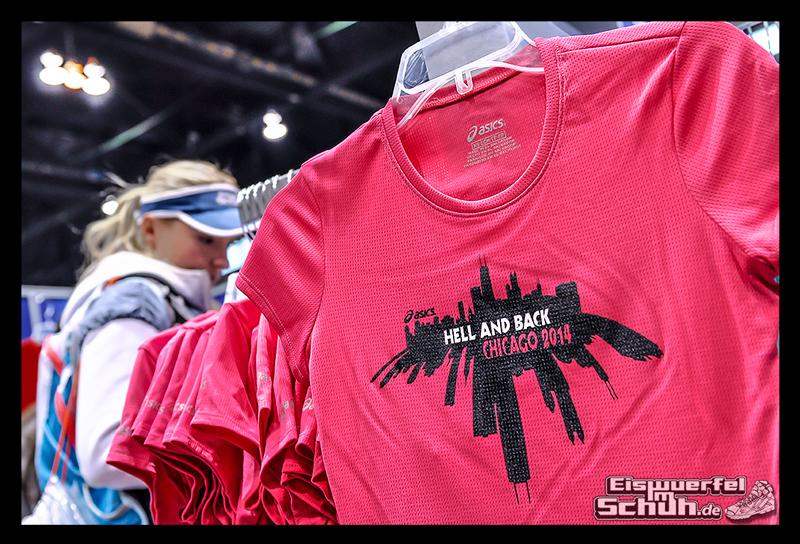 EISWUERFELIMSCHUH – CHICAGO MARATHON 2014 PART I – Marathon Messe McCormick Place (62)