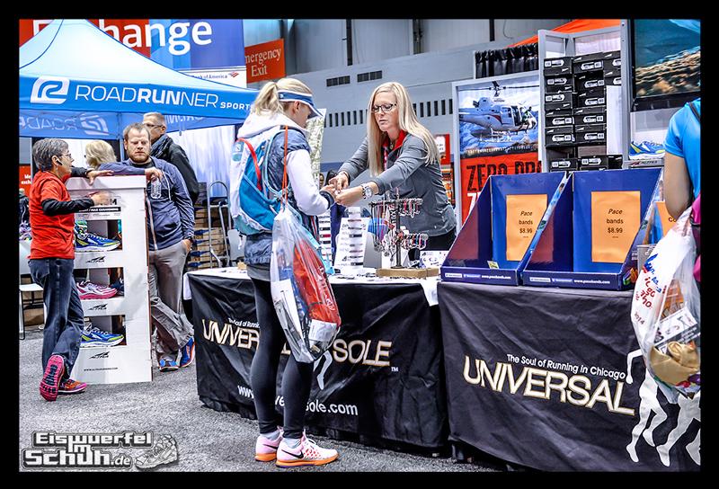 EISWUERFELIMSCHUH – CHICAGO MARATHON 2014 PART I – Marathon Messe McCormick Place (66)