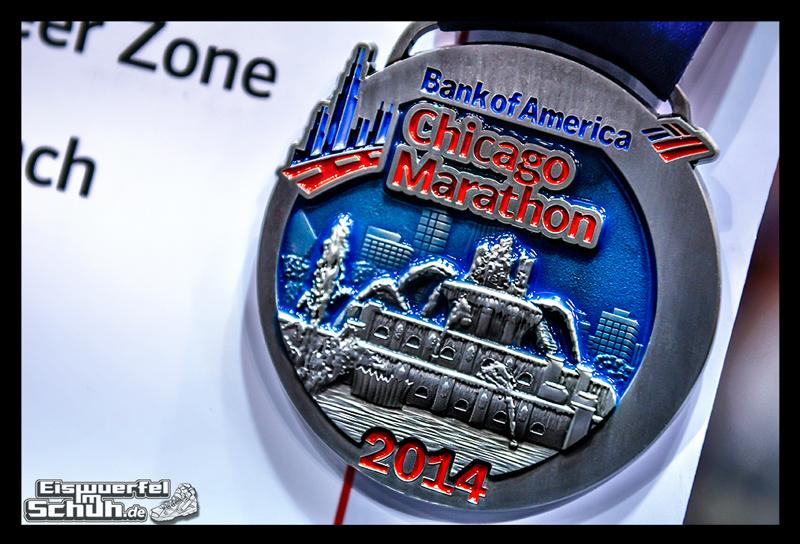 EISWUERFELIMSCHUH – CHICAGO MARATHON 2014 PART I – Marathon Messe McCormick Place (71)