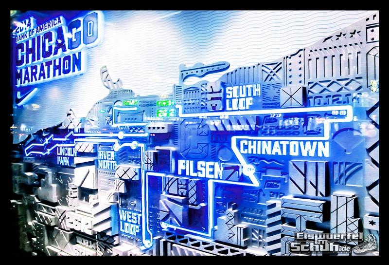EISWUERFELIMSCHUH – CHICAGO MARATHON 2014 PART I – Marathon Messe McCormick Place (79)